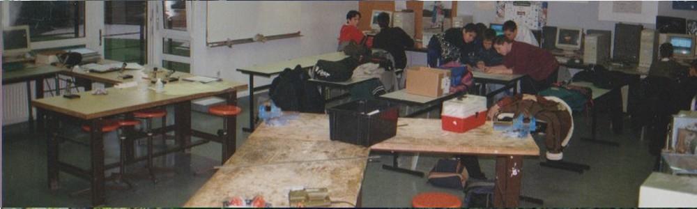 La salle 001 en 1997