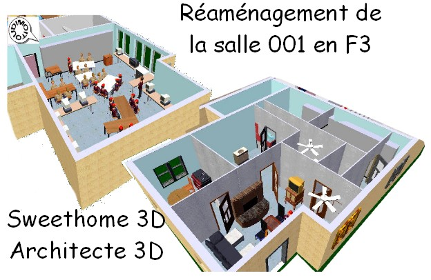 Architecte 3D